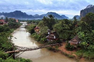 Vang Vieng Laos border=