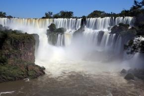 Argentina Side of Iguazu