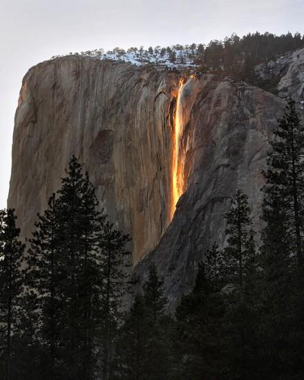 Horsetail Firefall