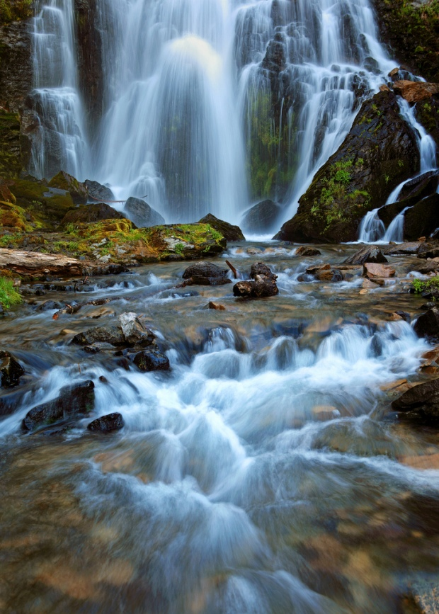 King's Creek Falls
