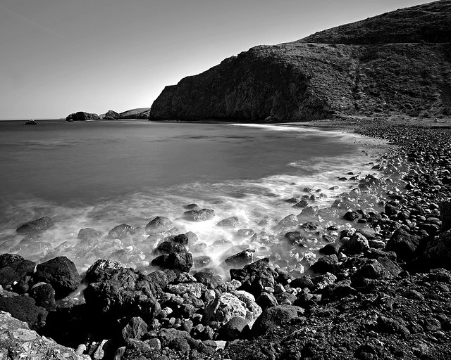 Scorpion Bay, Channel Islands National Park