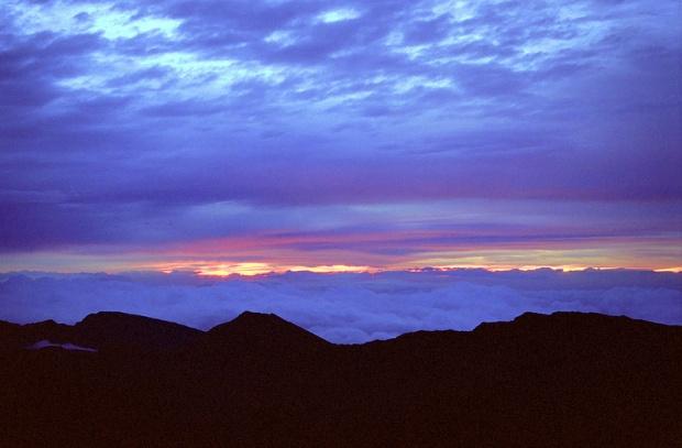 Sunrise over Haleakala NP v3