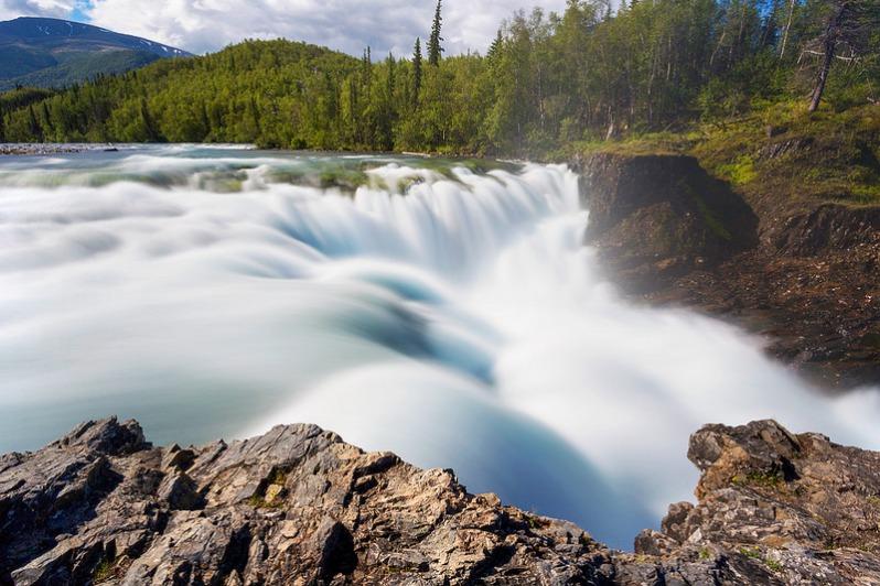 Tanalian Falls