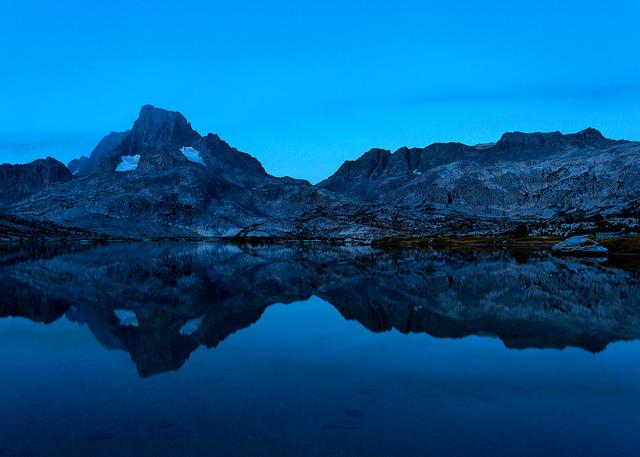 Thousand Island Lake Before Sunrise