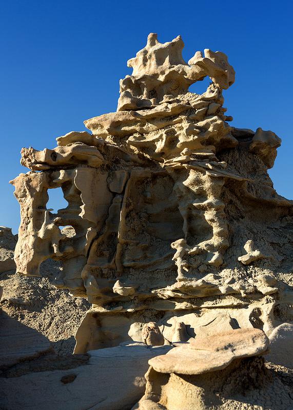 Rock Shapes at Fantasy Canyon