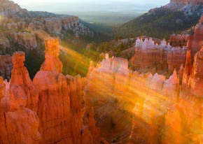 Sunbeams and Hoodoos