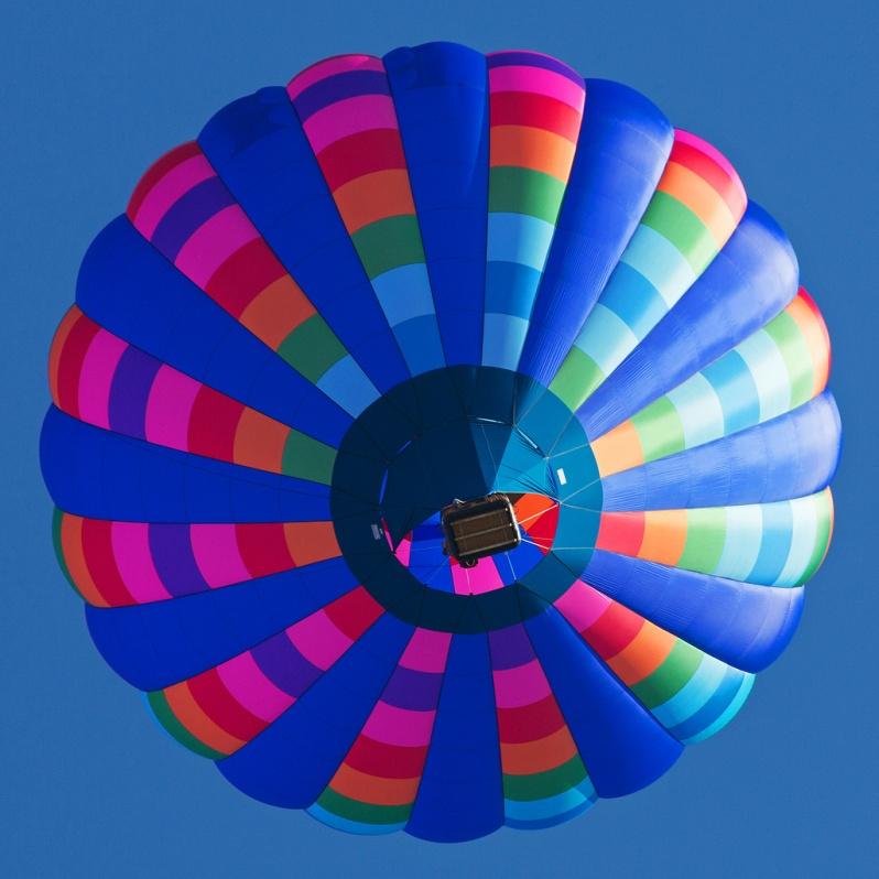 Balloon Overhead