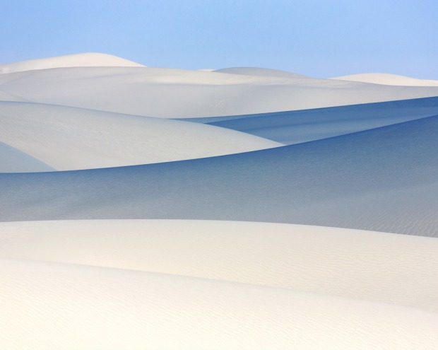 White Sands Soft Light Layers