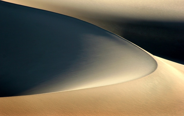 Death Valley Sand Dune