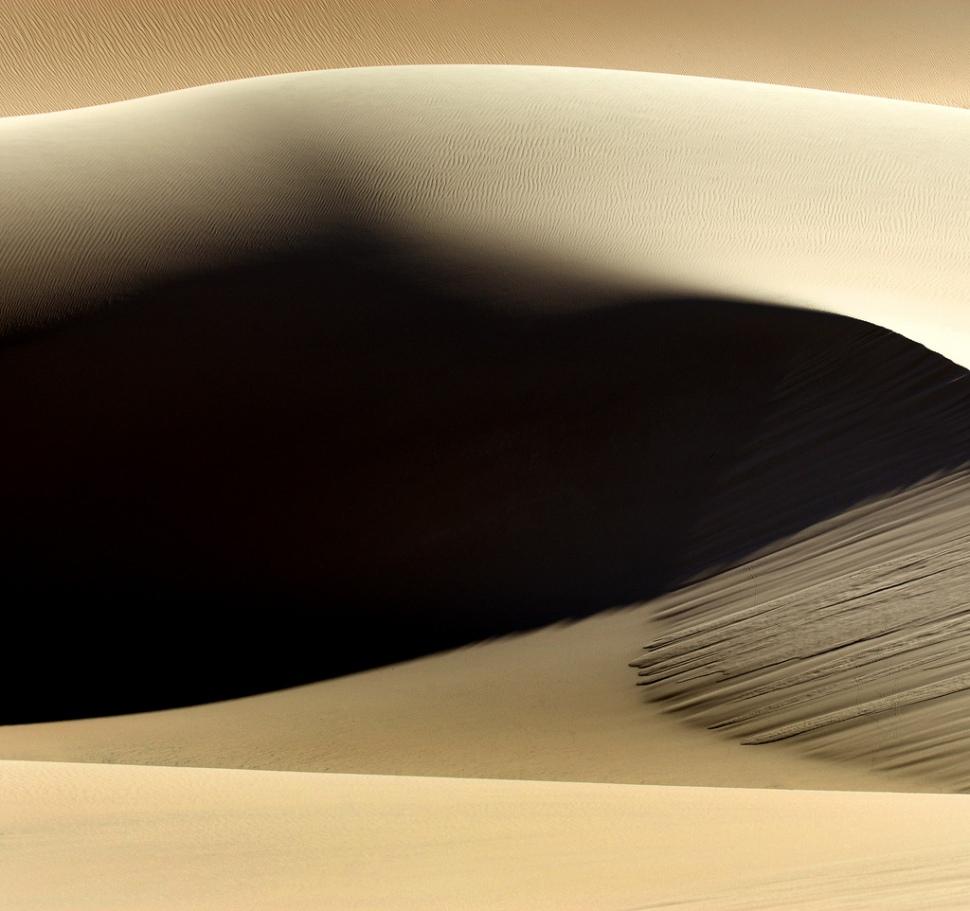 Panamint Sand Dunes