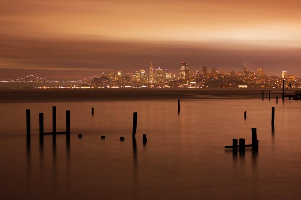Bronze SF Pre-dawn