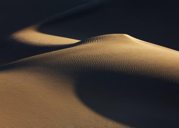 Curving DV Dunes