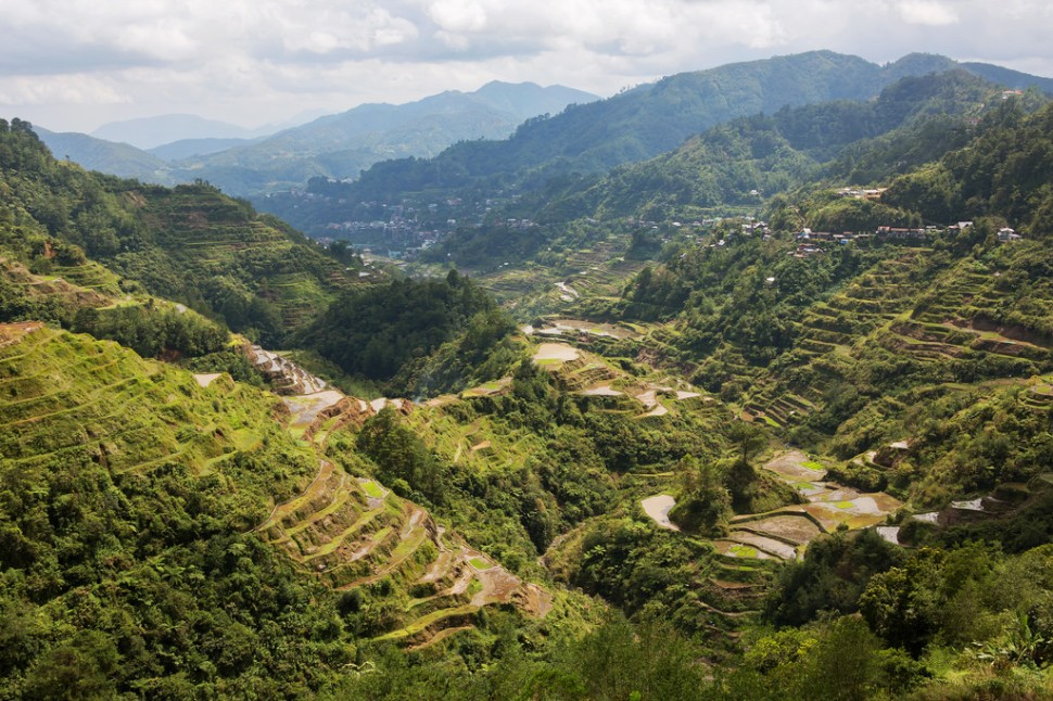 Banaue Main Viewpoint