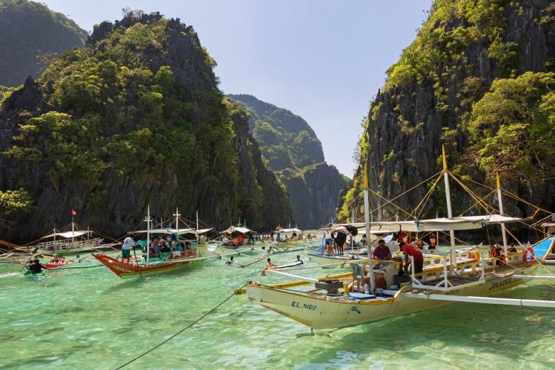 Boats at Big Lagoon