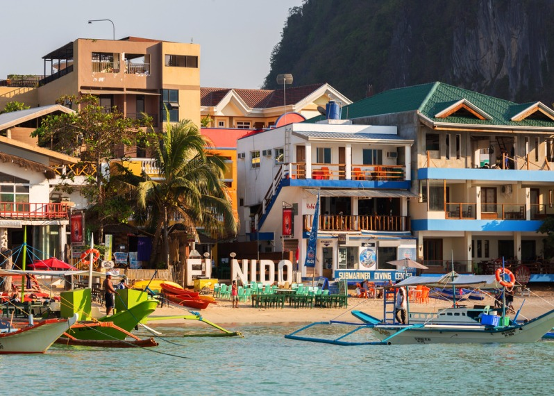 El Nido Beachfront