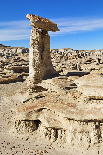 Leaning Tower of Bisti