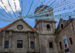 San Agustin Church