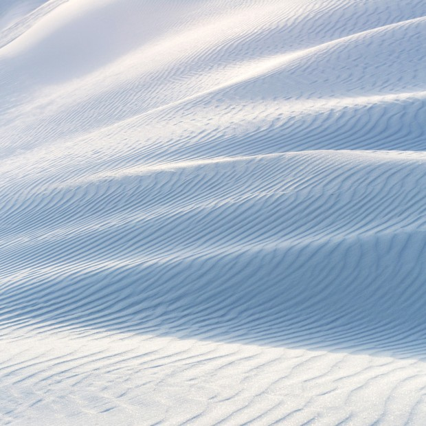 Soft and Bright at White Sands