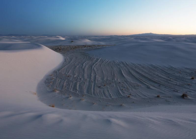 WSNM Landscape Before Dawn