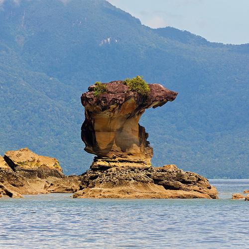 Bako Sea Stack