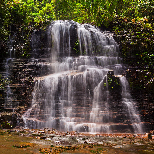Kubah Waterfall