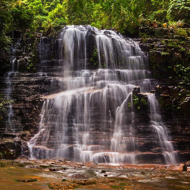 Kubah Waterfall