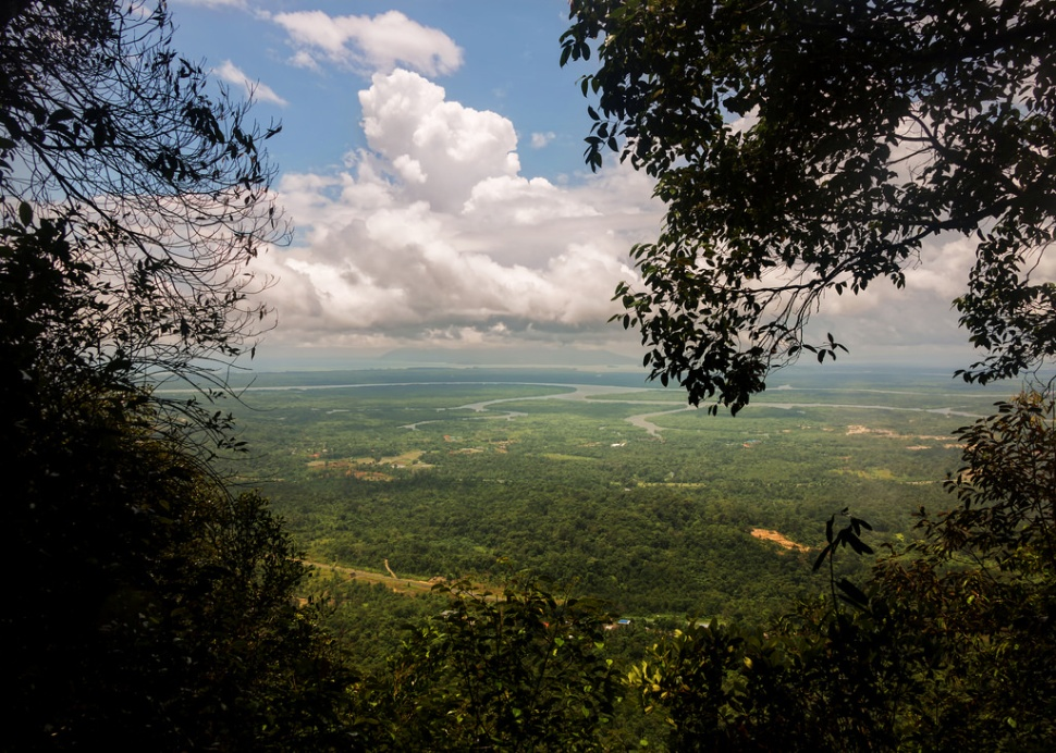 Selang Trail Viewpoint