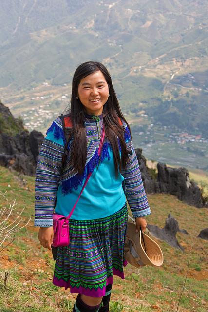 Ge Trekking Near Hau Thoa