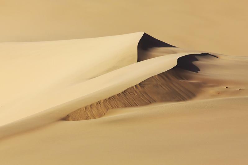 Dune Landscape at Khongoryn Els
