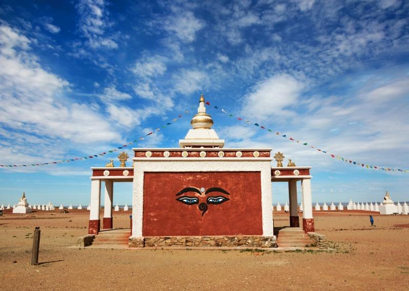 East Side of Shambhala