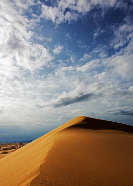 Khongoryn Els Dune Summit