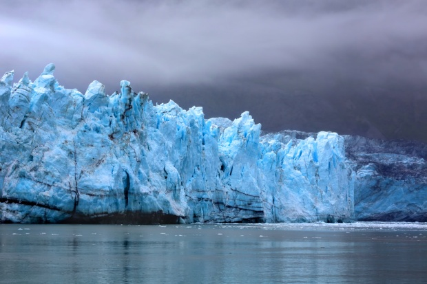 Margerie Glacier at Glacier Bay NP
