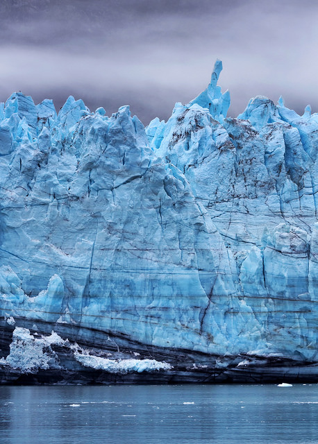 Margerie Glacier Portrait