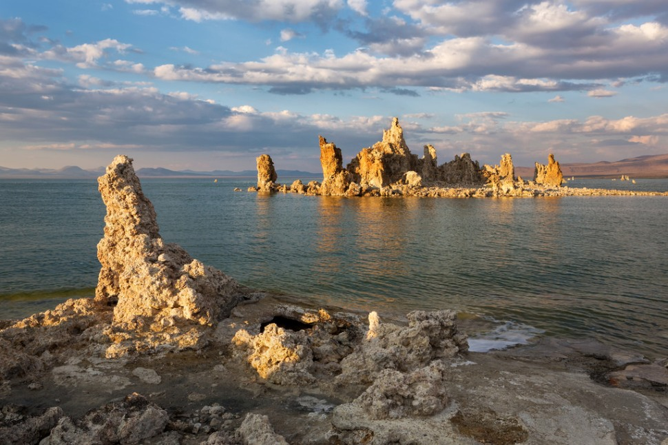 Late August Light at Mono Lake