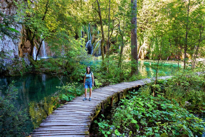 marie-at-plitvice-lakes