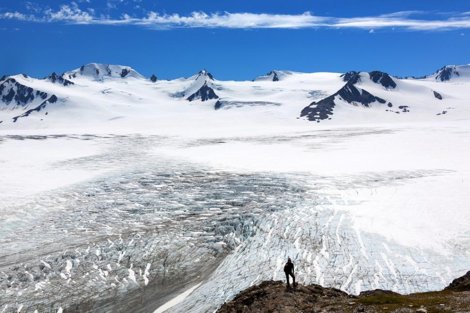 marie-at-the-harding-ice-field