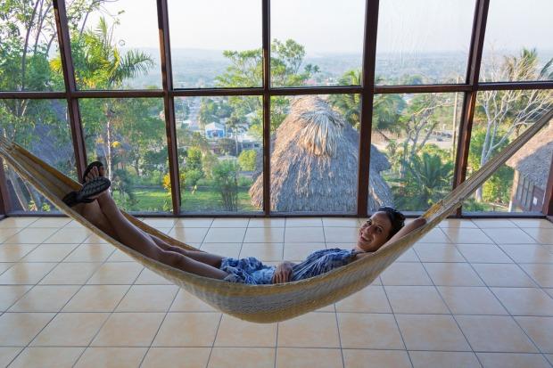 marie-in-a-hammock