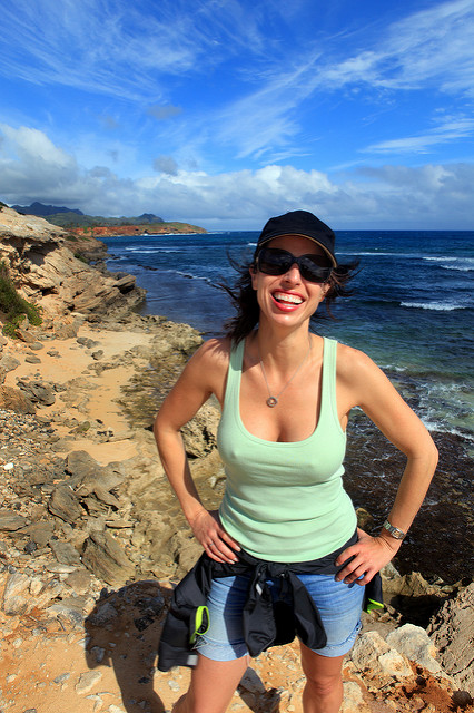 Marie on the Poipu Coast