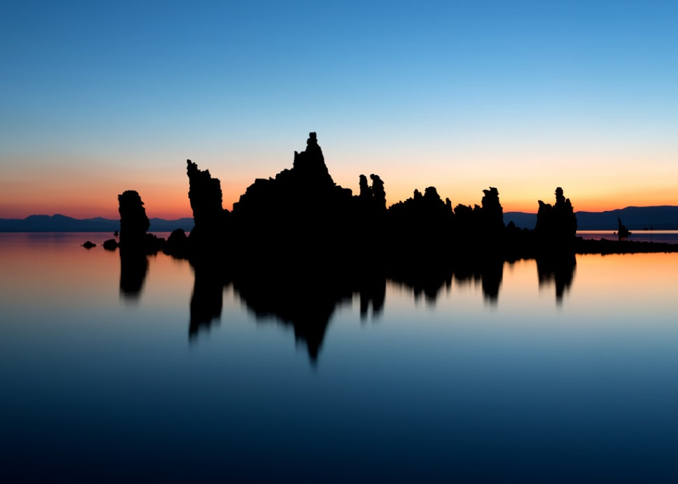 Mono Lake Before Sunrise 2016