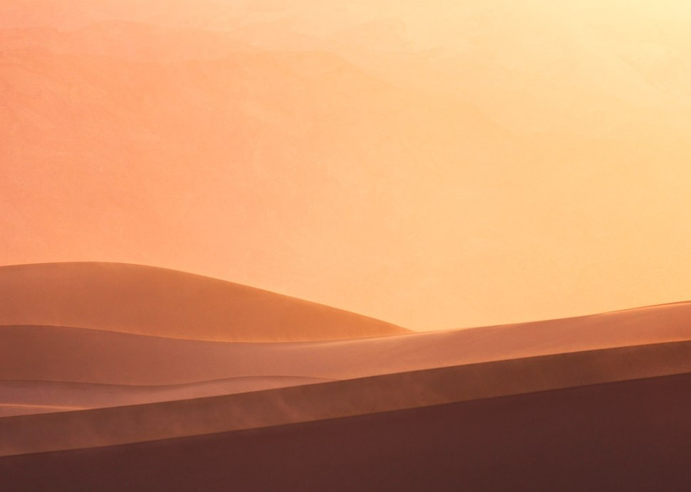 orange-sunset-light-at-death-valley