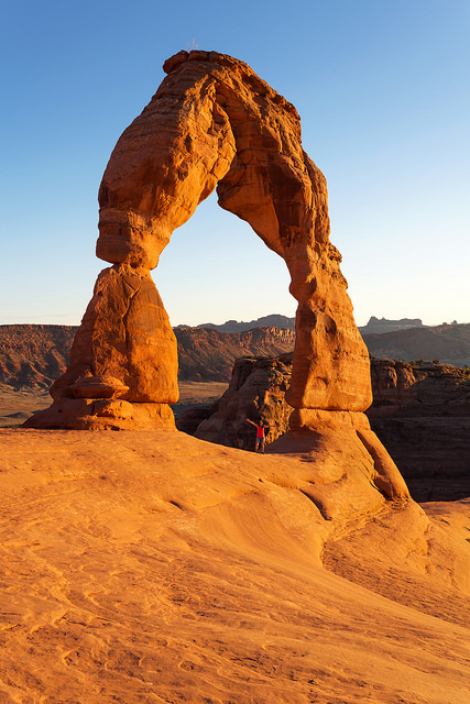 marie-at-delicate-arch
