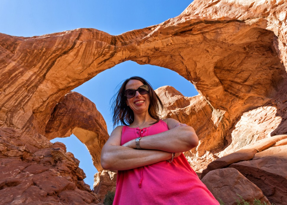 marie-at-double-arch