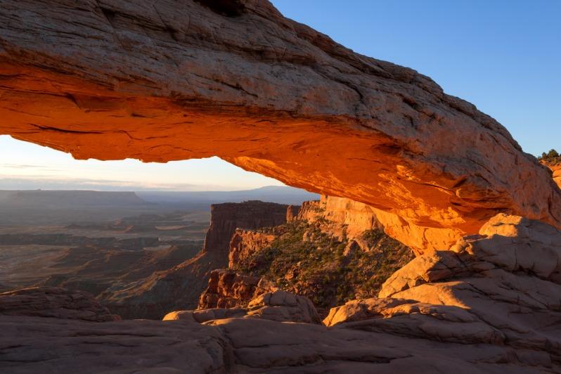 mesa-arch-underglow