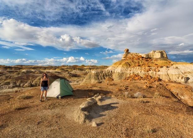 our-bisti-campsite