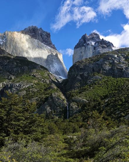 waterfall-below-los-cuernos